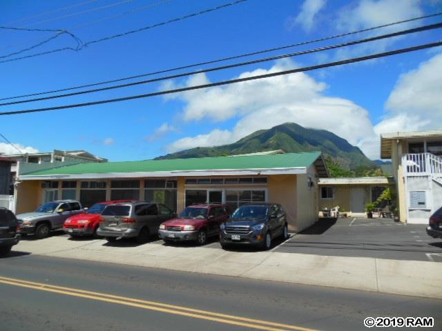 349 N Market St B11, Wailuku, HI 96793 (MLS #382479) :: Maui Estates Group