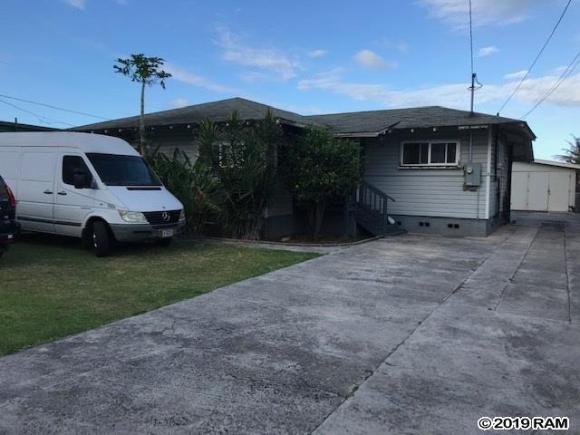 358 Waiehu Beach Rd Lot, Wailuku, HI 96793 (MLS #382485) :: Elite Pacific Properties LLC