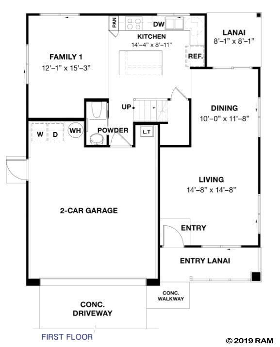 102 Naulu St #64, Wailuku, HI 96793 (MLS #382639) :: Elite Pacific Properties LLC