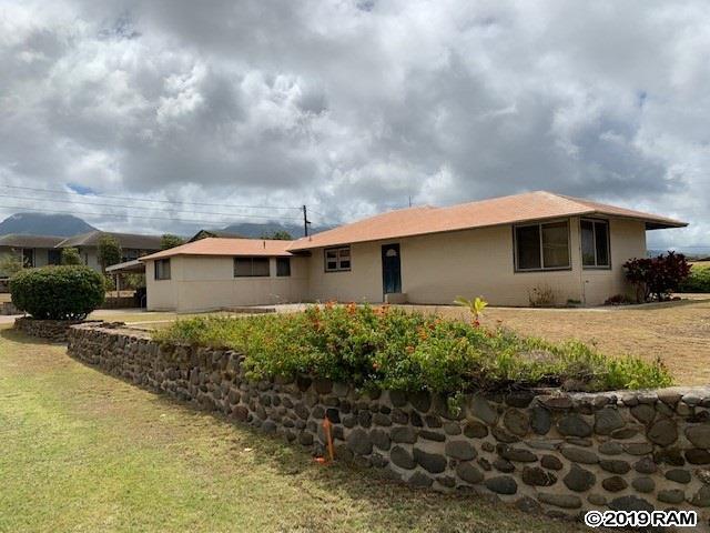 40 Molokini St, Kahului, HI 96732 (MLS #382984) :: Coldwell Banker Island Properties