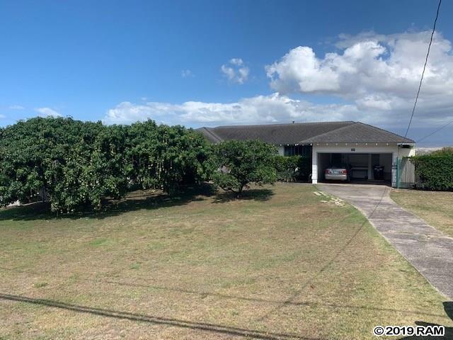242 Liholiho St, Wailuku, HI 96793 (MLS #382987) :: Coldwell Banker Island Properties