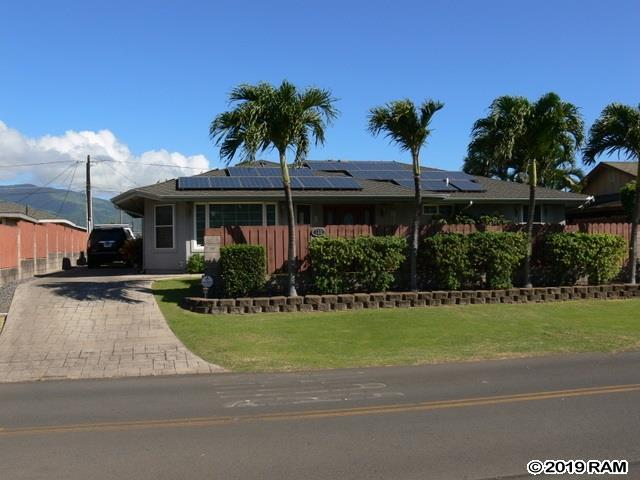 122 S Lehua St, Kahului, HI 96732 (MLS #383188) :: Elite Pacific Properties LLC