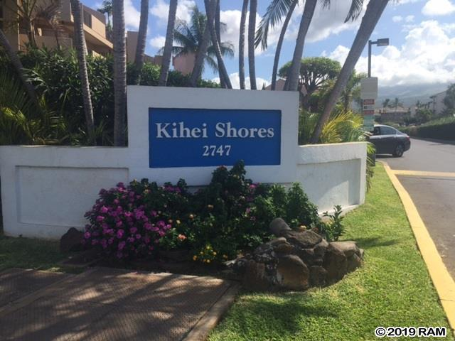 2747 S Kihei Rd C102, Kihei, HI 96753 (MLS #383235) :: Elite Pacific Properties LLC