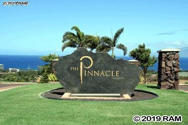 45 E Mahi Pua Pl Pinnacle Lot 6, Lahaina, HI 96761 (MLS #383457) :: Elite Pacific Properties LLC