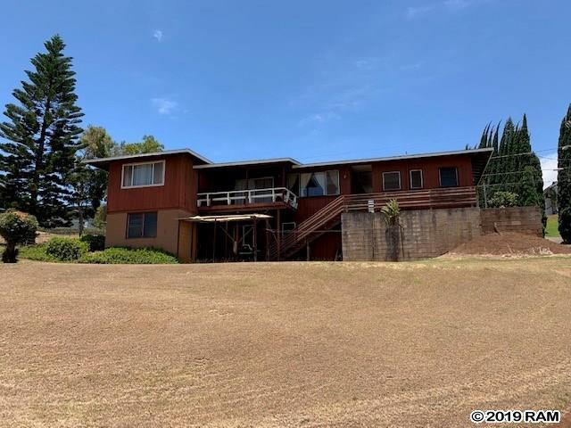 178 Haulani St, Pukalani, HI 96768 (MLS #383609) :: Maui Estates Group