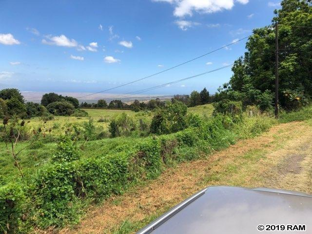 0 Kula Hwy, Kula, HI 96790 (MLS #383662) :: Elite Pacific Properties LLC