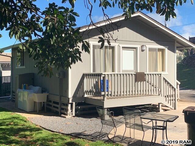 40 Kumano St B, Makawao, HI 96768 (MLS #383783) :: Maui Estates Group