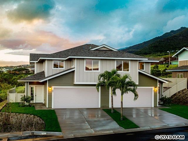 69 Ho'ola'au St Lot 3, Wailuku, HI 96793 (MLS #383846) :: Elite Pacific Properties LLC