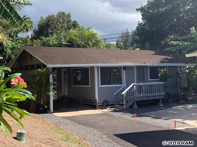 40 Kumano St A, Makawao, HI 96768 (MLS #384203) :: Maui Lifestyle Real Estate