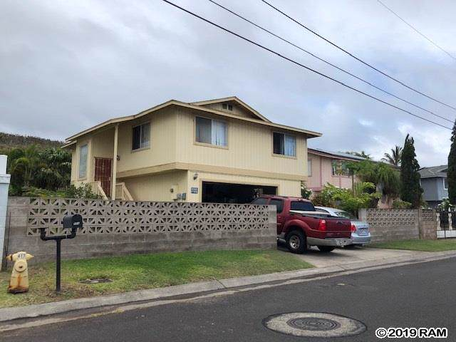 958 Akaiki Pl, Wailuku, HI 96793 (MLS #384260) :: Maui Estates Group