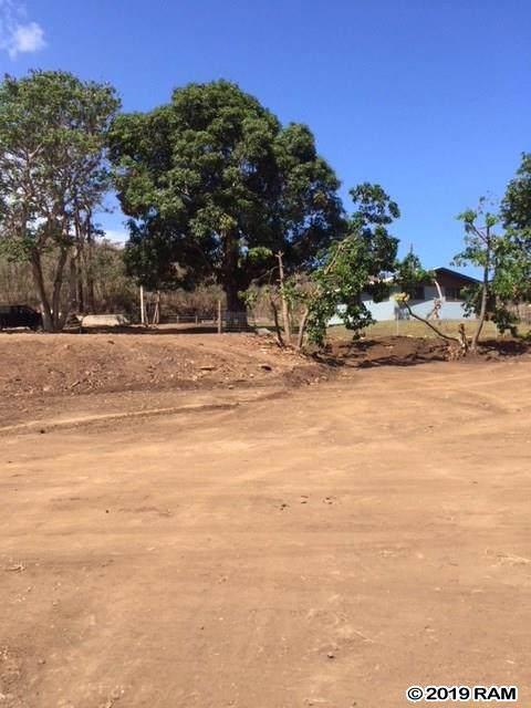 0000 Piihana Rd, Wailuku, HI 96793 (MLS #384728) :: Coldwell Banker Island Properties