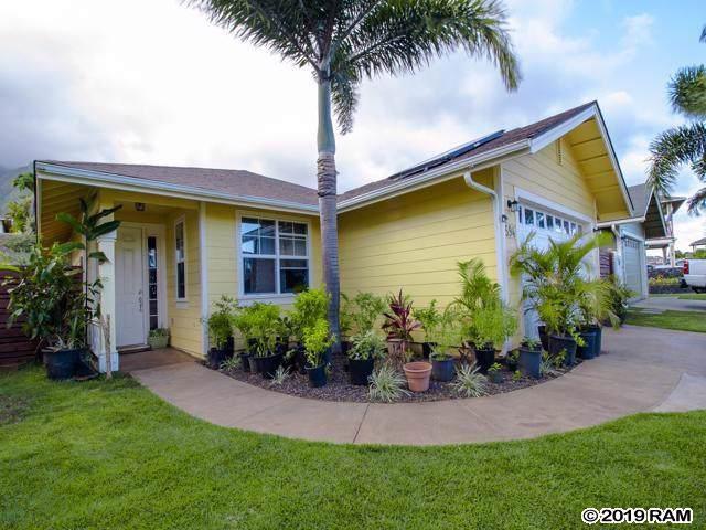 594 Komo Ohia St #090, Wailuku, HI 96793 (MLS #384840) :: Maui Estates Group