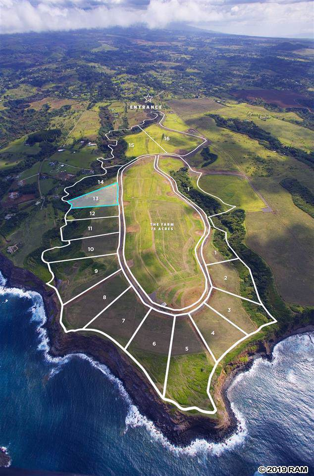 610 Kai Huki Cir #13, Haiku, HI 96708 (MLS #384951) :: Maui Estates Group