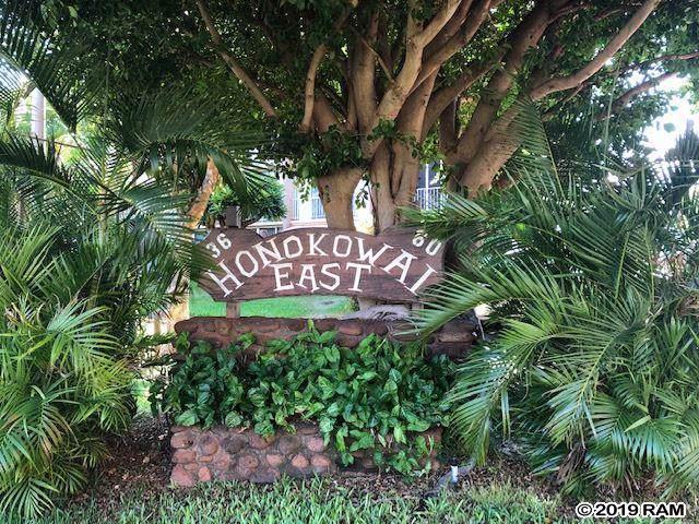 3660 Lower Honoapiilani Rd #101, Lahaina, HI 96761 (MLS #384971) :: Maui Estates Group