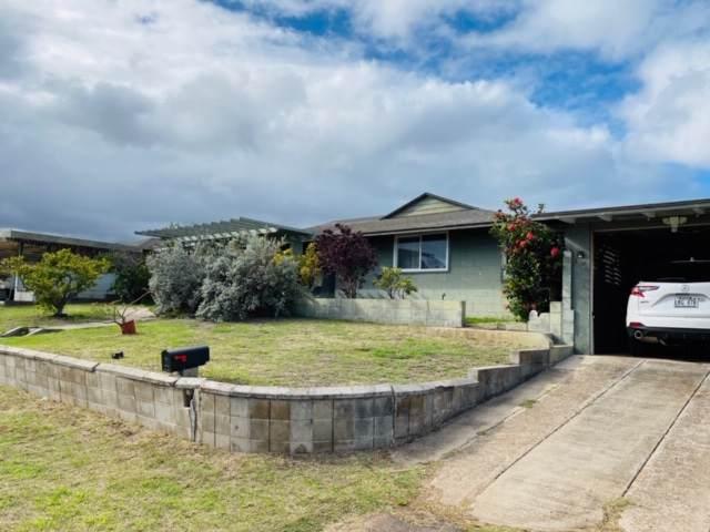 138 Niihau St, Kahului, HI 96732 (MLS #385748) :: Maui Estates Group