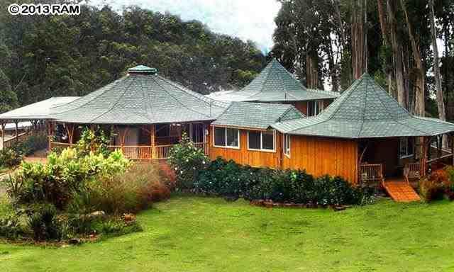 1880 Piiholo Rd, Makawao, HI 96768 (MLS #386048) :: Coldwell Banker Island Properties