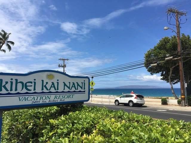 2495 S Kihei Rd #108, Kihei, HI 96753 (MLS #386491) :: Coldwell Banker Island Properties