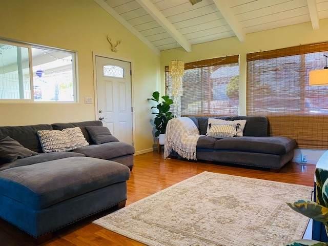 729 Kekona Pl, Makawao, HI 96768 (MLS #386984) :: Coldwell Banker Island Properties