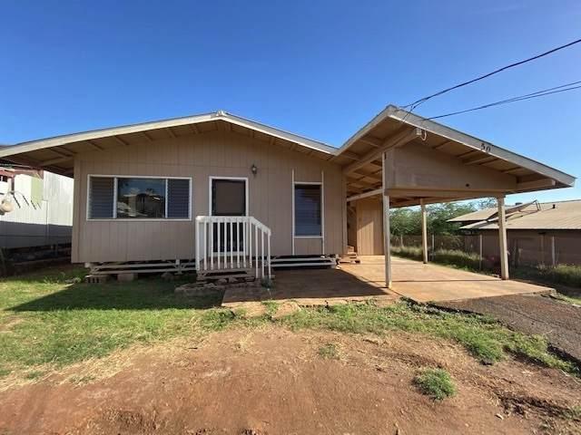 50 Moai Loop, Kaunakakai, HI 96748 (MLS #387082) :: Maui Estates Group