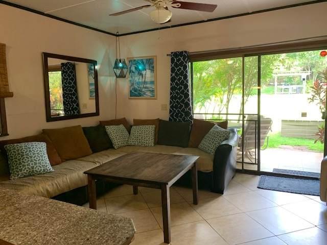 4440 Lower Honoapiilani Rd #156, Lahaina, HI 96761 (MLS #387373) :: Maui Estates Group