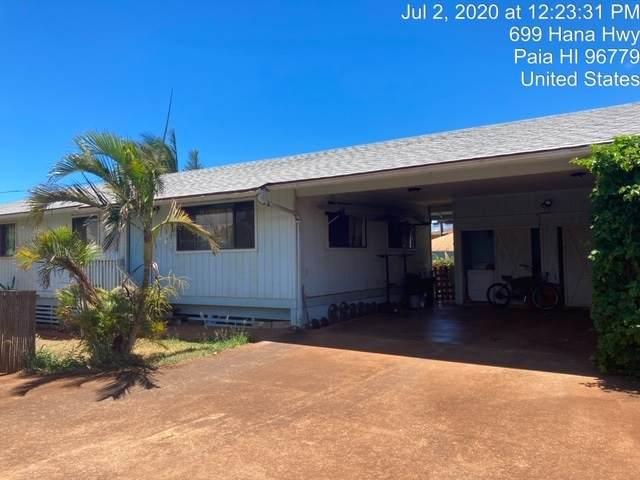 691 Hana Hwy, Paia, HI 96779 (MLS #387772) :: Keller Williams Realty Maui