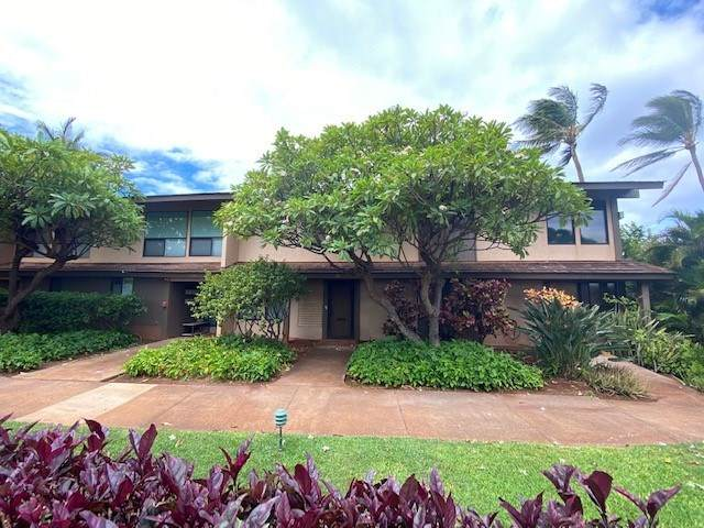 150 Puukolii Rd #30, Lahaina, HI 96761 (MLS #388267) :: Maui Lifestyle Real Estate