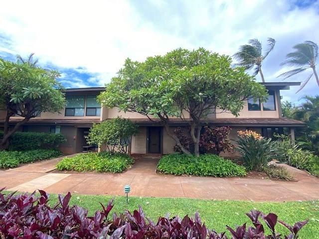 150 Puukolii Rd #30, Lahaina, HI 96761 (MLS #388267) :: Coldwell Banker Island Properties