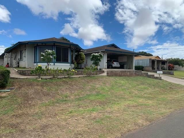 219 Niihau St, Kahului, HI 96732 (MLS #388605) :: Corcoran Pacific Properties