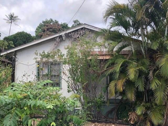2170 Kahookele St, Wailuku, HI 96793 (MLS #389019) :: Coldwell Banker Island Properties