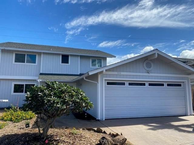 159 Iliwai Loop, Kihei, HI 96753 (MLS #389612) :: Coldwell Banker Island Properties