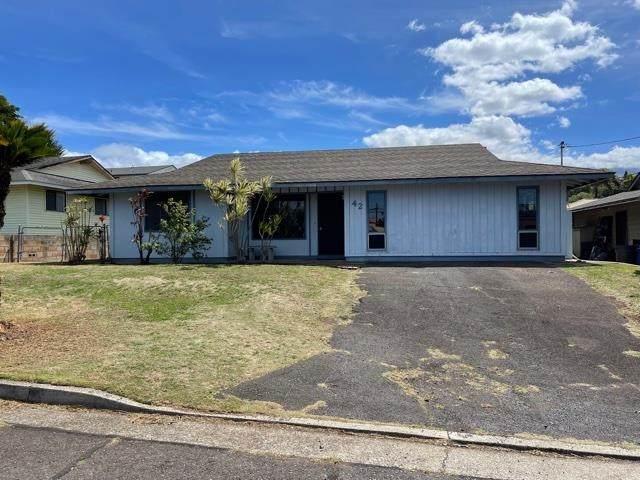 42 Alana Pl, Makawao, HI 96768 (MLS #393372) :: Maui Lifestyle Real Estate | Corcoran Pacific Properties