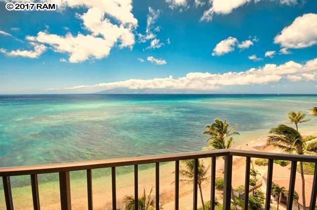 4327 Lower Honoapiilani Rd #908, Lahaina, HI 96761 (MLS #376135) :: Elite Pacific Properties LLC