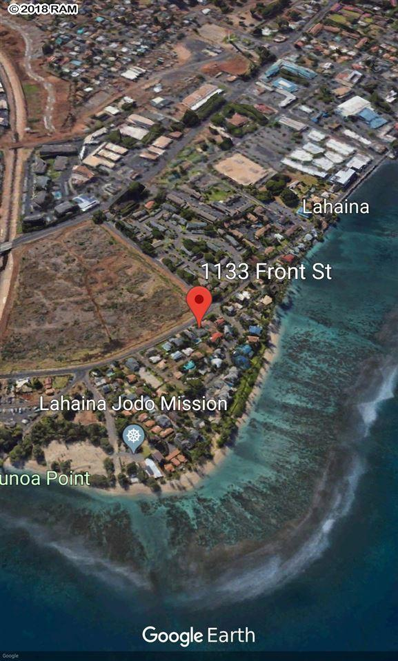 1133 Front Street St, Lahaina, HI 96761 (MLS #379233) :: Elite Pacific Properties LLC