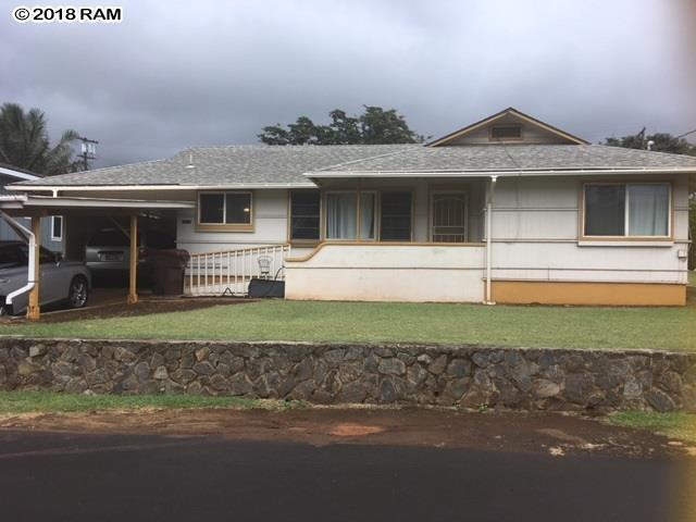 115 Kanoa St, Wailuku, HI 96793 (MLS #379964) :: Elite Pacific Properties LLC