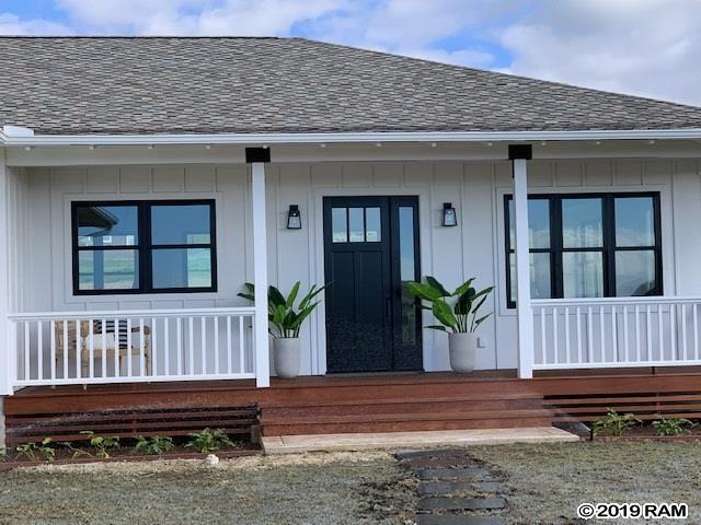 49 Lei'ohu Cir, Pukalani, HI 96768 (MLS #382213) :: Elite Pacific Properties LLC