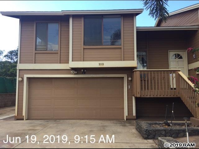 112 Pauloa Pl, Kihei, HI 96753 (MLS #383360) :: Maui Estates Group