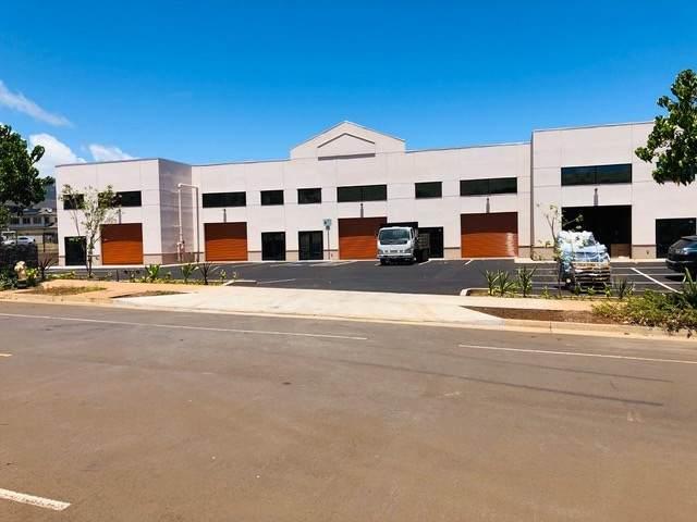 97 Laa St D, Kahului, HI 96732 (MLS #385919) :: Coldwell Banker Island Properties