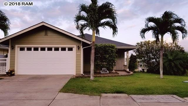 649 Komo Ohia St, Wailuku, HI 96793 (MLS #376973) :: Island Sotheby's International Realty