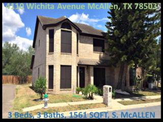 4118 Wichita Avenue, Mcallen, TX 78503 (MLS #206136) :: The Ryan & Brian Team of Experts Advisors