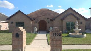 1602 Thornwood Drive, Mission, TX 78574 (MLS #206516) :: The Ryan & Brian Team of Experts Advisors