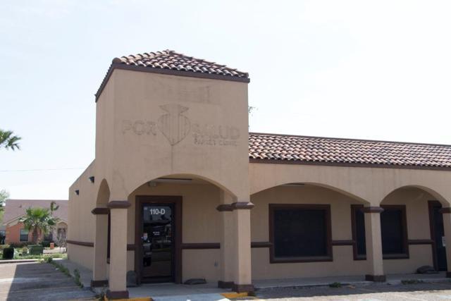 110 N Salinas Blvd, Donna, TX 78537 (MLS #218067) :: Jinks Realty