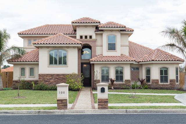 100 E Baylor Avenue, Mcallen, TX 78504 (MLS #218124) :: Jinks Realty