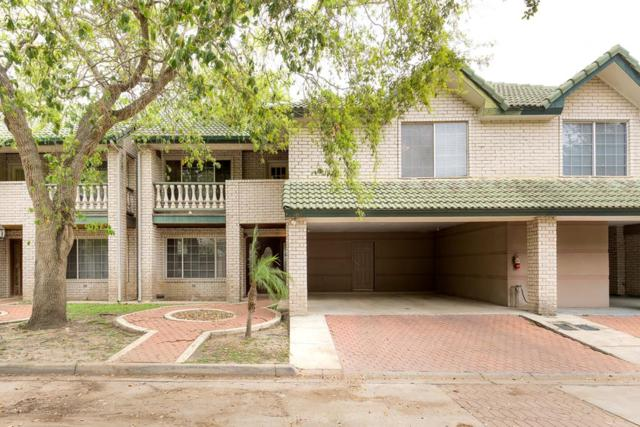 3300 S 2nd Street #107, Mcallen, TX 78503 (MLS #218261) :: Jinks Realty