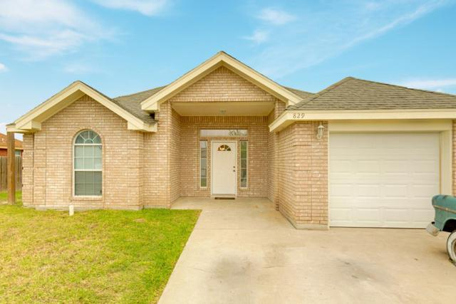 829 Rachel Drive, Edinburg, TX 78539 (MLS #218263) :: Jinks Realty