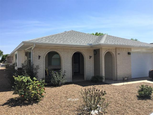 511 Sagittarius Street, Mission, TX 78572 (MLS #218423) :: The Deldi Ortegon Group and Keller Williams Realty RGV