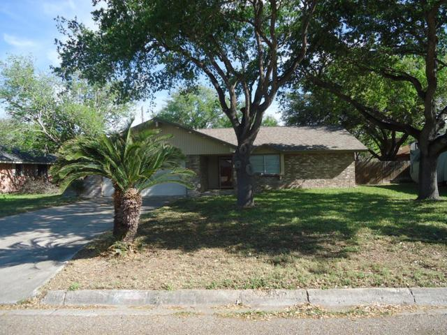 2405 Mimosa Street, Mission, TX 78574 (MLS #218472) :: The Deldi Ortegon Group and Keller Williams Realty RGV