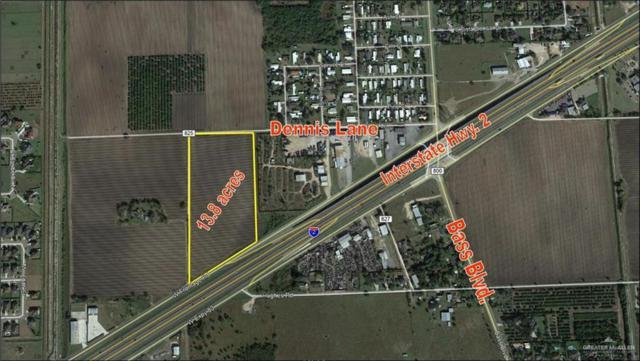 00 W Expressway 83, Harlingen, TX 78552 (MLS #218725) :: The Ryan & Brian Real Estate Team