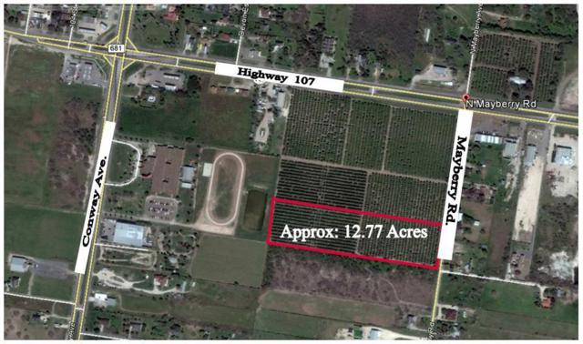 Highway 107 & Mayberry Road, Mission, TX 78572 (MLS #219081) :: The Lucas Sanchez Real Estate Team