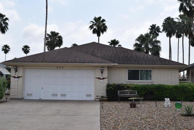 429 Northcutt Drive Lot 50 Phase I, Alamo, TX 78516 (MLS #219158) :: The Ryan & Brian Real Estate Team