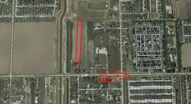 ---- Mccoll Road, Edinburg, TX 78542 (MLS #219231) :: The Lucas Sanchez Real Estate Team